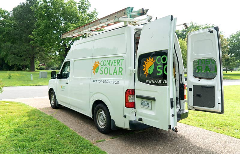 Convert Solar Onsite Residental and Commercial Installation and Maintenance