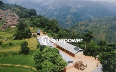 Charitable Partnership With GivePower!