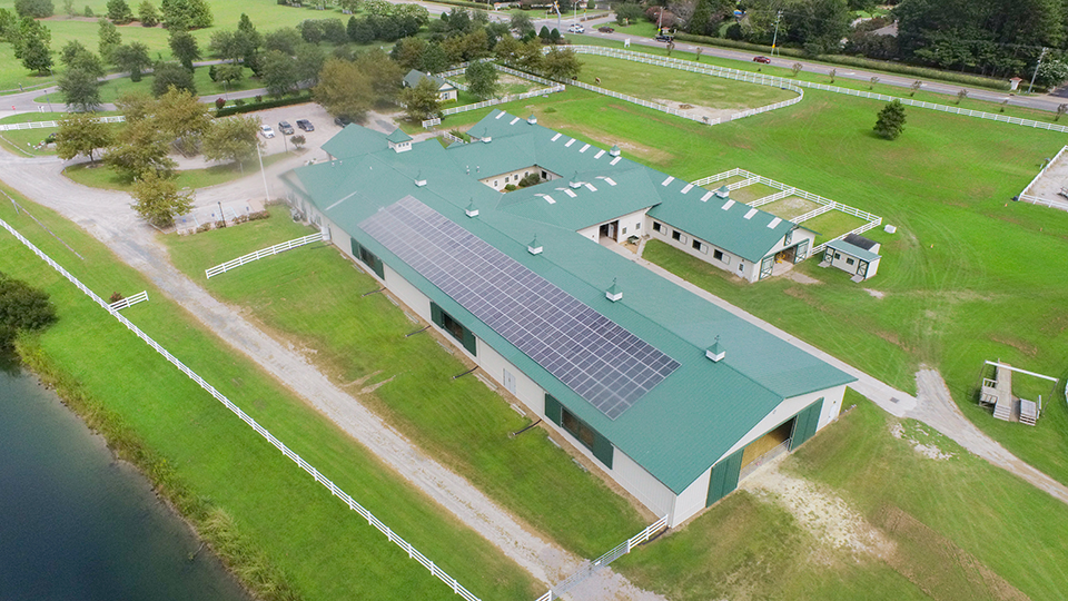 Client Testimonial & Project Highlight | Equi-Kids Commercial Solar System Install