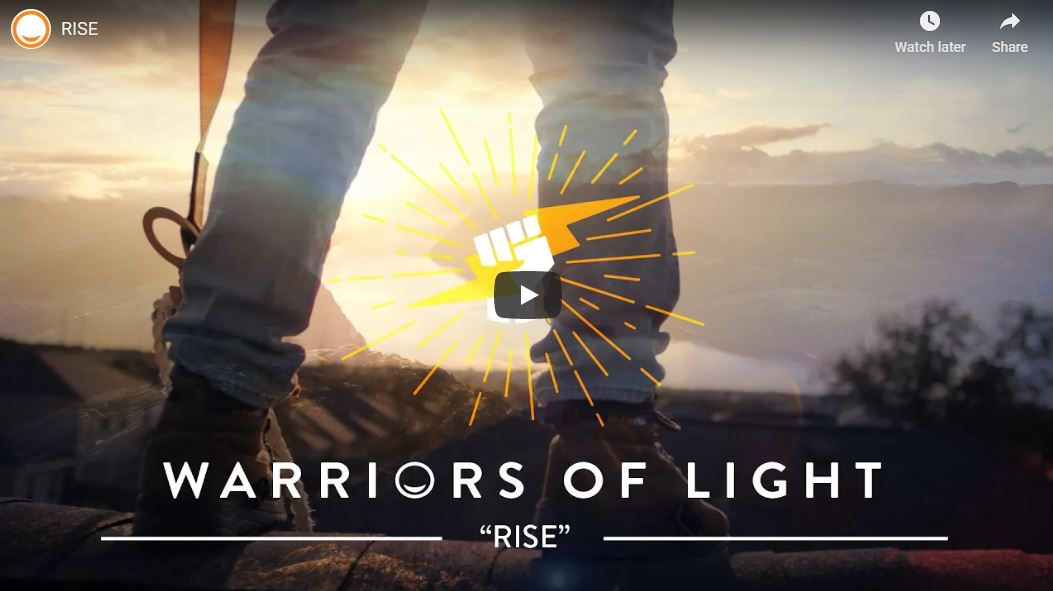 "Julie from Convert Solar Featured in ""Warriors of Light"" Episode 3: ""Rise"